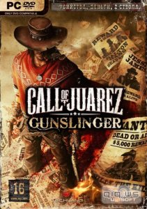 Call of Juarez: Gunslinger v.1.05 + 2 DLC (2013/RUS/ENG/Repack by R.G.Revenants)