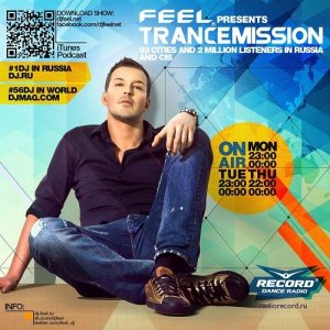DJ Feel - TranceMission (10-03-2014)