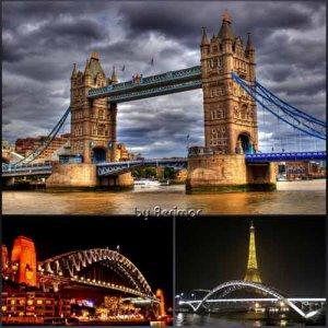 Величественные и изумительно благовидные мосты