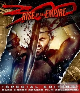 300 спартанцев: Расцвет империи / 300: Rise of an Empire (2014/HQWEBRip 720p/HQWEBRip /1400Mb/700Mb)