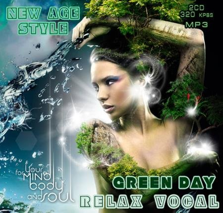 VA -Relax Vocal Green Day (2014)
