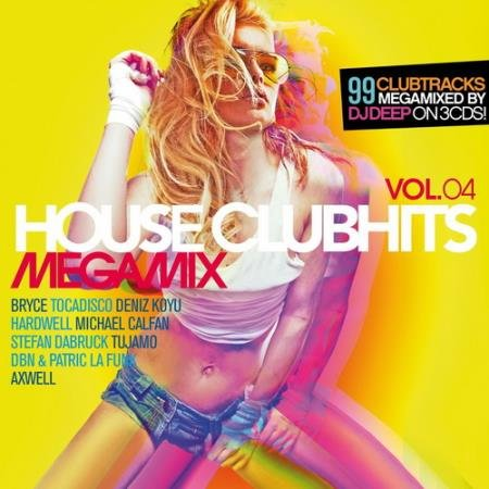 VA -House Club Hits Megamix Vol.4 (2014)