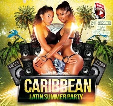 VA -Latin Summer Party: Caribbean (2014)