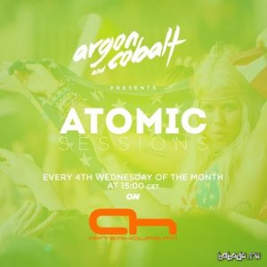 Argon & Cobalt - Atomic Sessions July (23-07-2014)