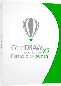 CorelDRAW Graphics Suite X7 17.1.0.572 Portable от punsh