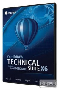 CorelDRAW Technical Suite X6 v16.4.2.1282 SP2 (x86/x64)