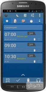 Alarm Plus Millenium/Будильник Тысячелетия Plus v.3.2 bulid 56 (2014/Rus) Android
