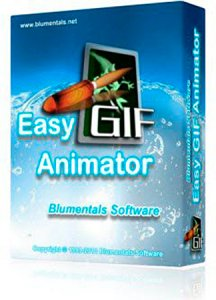 Easy GIF Animator 6.1 (2014) RUS RePack & Portable by Trovel
