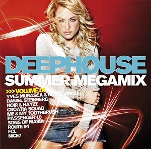 Deephouse Summer Megamix Vol.1 (2014)