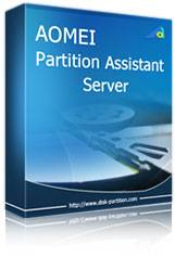 AOMEI Partition Assistant 5.5.8 WinPE + Server