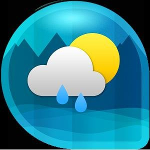Android Weather & Clock Widget v2.0.1 Ad-Free и v4.0.1 Free