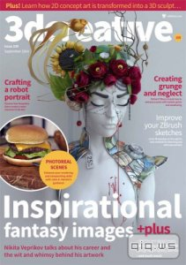 3DCreative Issue 109