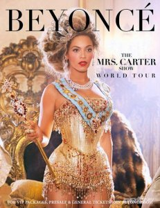 Beyonce X10: The Mrs. Carter Show World Tour (2014) HDTV 1080i