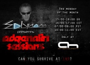 Ed Lynam - Adrenalin Sessions 077 (2014-09-10)