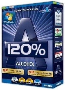 Alcohol 120% 2.0.3.6839 Repack