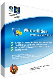 WinUtilities Professional Edition 11.20 Repack by Samodelkin