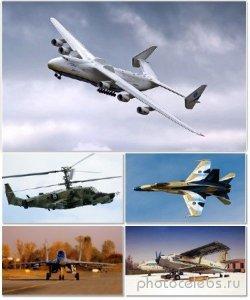 Авиация на обоях для оформления рабочего стола 43