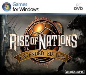 Rise of Nations: Extended Edition (2014/RUS/ENG/MULTi6) (v.1.07)