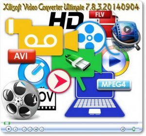 Xilisoft Video Converter Ultimate 7.8.3.20140904 Rus Portable