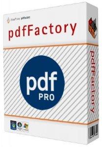 pdfFactory Pro 5.16 Workstation / Server Edition
