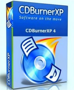 CDBurnerXP 4.5.4.5067 Portable