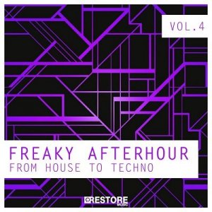 Freaky Afterhour: From House To Techno Vol.4 (2014)