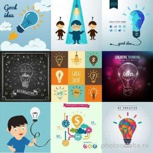 Векторный микс - Креативные идеи