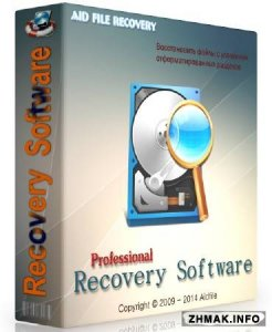 Aidfile Recovery Software Professional 3.6.6.3