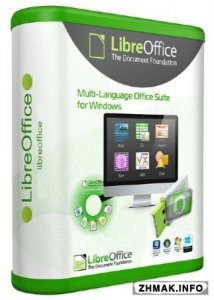LibreOffice 4.3.2.2 Stable + Help Pack [На русском]