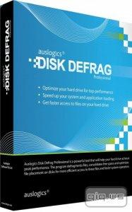 Auslogics Disk Defrag Pro 4.4.0.0 Final