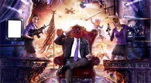 Шаблон для фотошопа - Армагеддон по американски