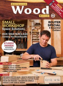 Australian Wood Review №86 (March 2015)