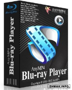 AnyMP4 Blu-ray Player 6.1.26 + Rus