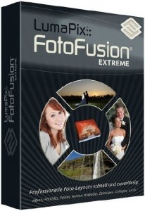 LumaPix FotoFusion EXTREME 5.5 Build 108520 [Multi/Ru]