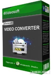 4Videosoft Video Converter Platinum 5.2.28 + Русификатор