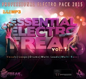 Essential Electro Freak vol 1 (2015)
