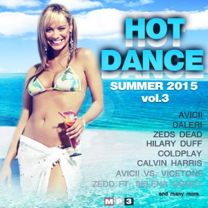 Hot Dance Summer Vol.3 (2015)
