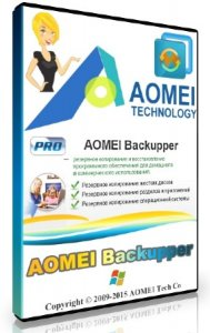 AOMEI Backupper Professional 3.0 + Rus