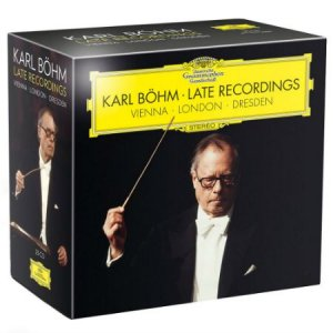 Karl Bohm: Late Recordings - Vienna - London - Dresden (23CD) (2015)