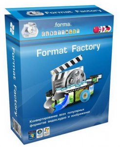 Format Factory 3.7.0 (2015) RUS RePack & Portable)by KpoJIuK