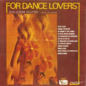 Jean-Claude Pelletier and His New Orchestra - For Dance Lovers (1973)