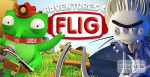 Adventures of Flig (1.1) [Аркада, Online, RUS] Android