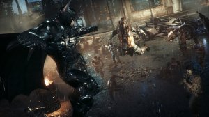 Batman: Arkham Knight - Premium Edition (2015/RUS/ENG/MULTi9/RePack от FitGirl)