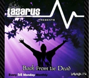 Lazarus - Back From The Dead Episode 183 (2015-07-29)