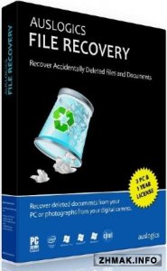 Auslogics File Recovery 6.0.1.0 + Русификатор