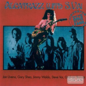 Alcatrazz - Alcatrazz with Steve Vai (2014)