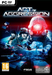 Act of Aggression (2015/ENG/MULTi5) SteamRip R.G. Игроманы