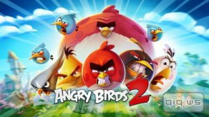 Angry Birds 2 v2.1.1 [Mod Gems/Energy & More/Rus/Android]