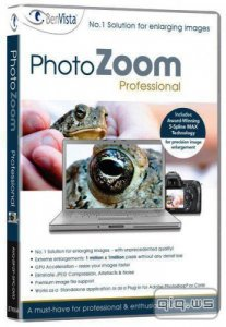 BenVista PhotoZoom Pro 6.0.6 Final (ML|RUS)
