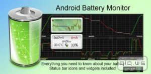 Battery Monitor Widget Pro v3.10.1 [Rus/Android]